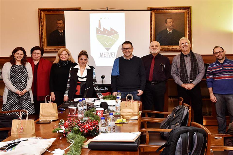 METVETs  partners KICK-OFF meeting in Athens