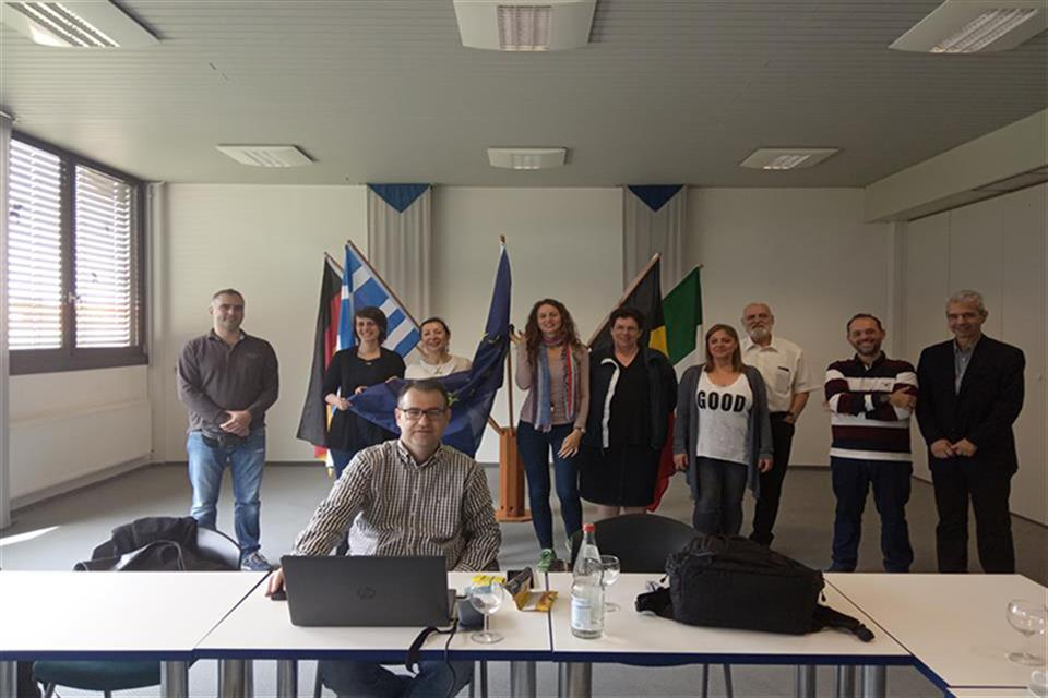 METVET's 2nd transnational meeting & 1st Thematic Workshop copy
